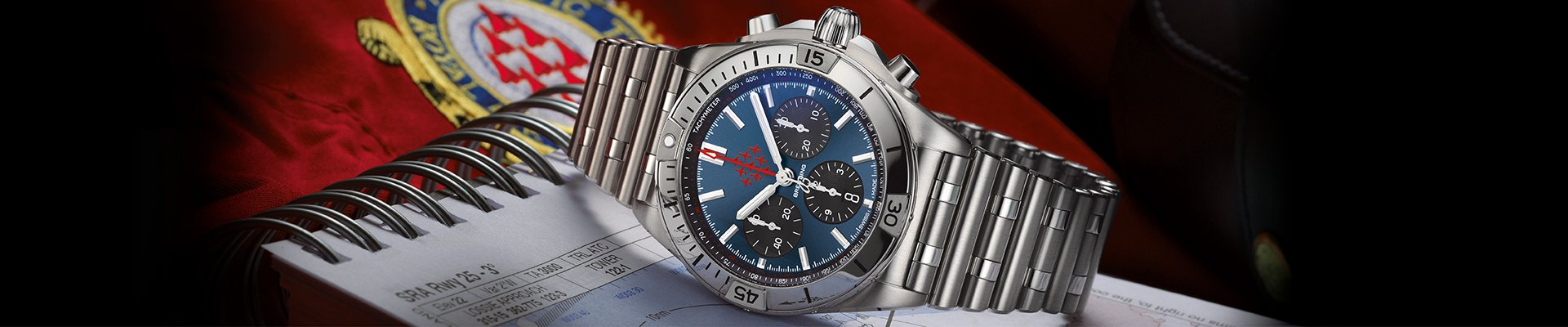 ebb79bb52c3 Breitling Watches | AMJ Watches