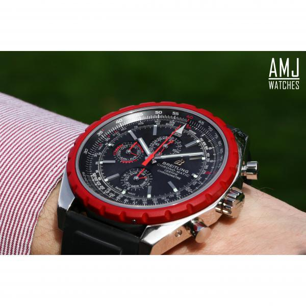 Breitling Chrono-Matic 49 Tang Clasp
