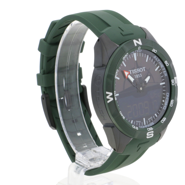 Tissot T Touch Expert Solar Ii Amj Watches