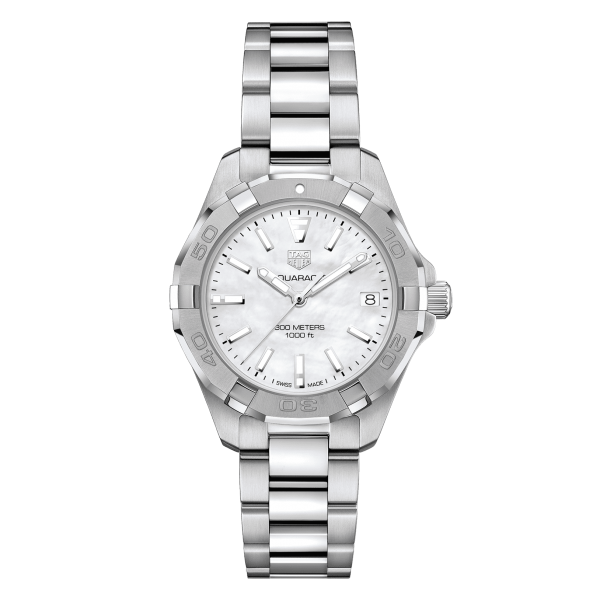 TAG Heuer Aquaracer Mother of Pearl 32mm