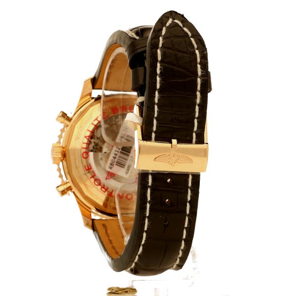Breitling Navitimer GMT Tang-Type