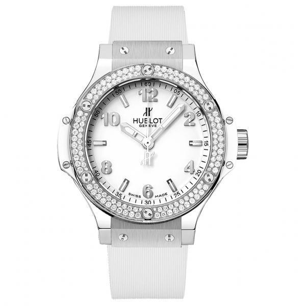 Hublot Big Bang Stainless Steel White Diamonds
