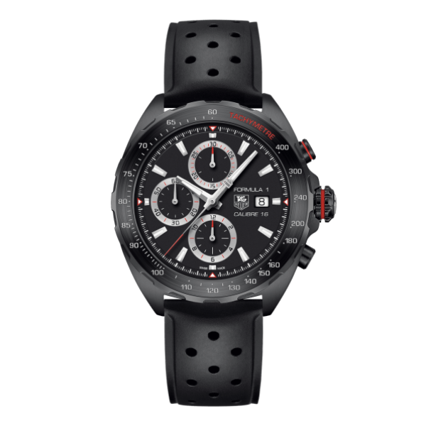 TAG Heuer Formula 1 Chronograph Rubber
