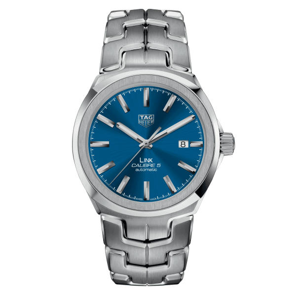 TAG Heuer Link Gents Blue