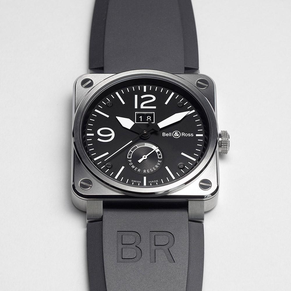 Bell & Ross BR03-90 Grande & Reserve De Marche - D