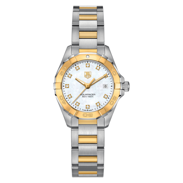 TAG Heuer Aquaracer Mother of Pearl 27mm
