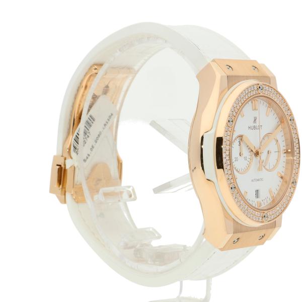 Hublot Classic Fusion Chronograph Rose Gold