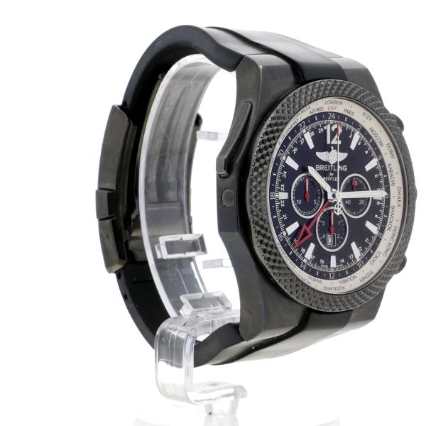 Breitling Bentley GMT Midnight Carbon (756)