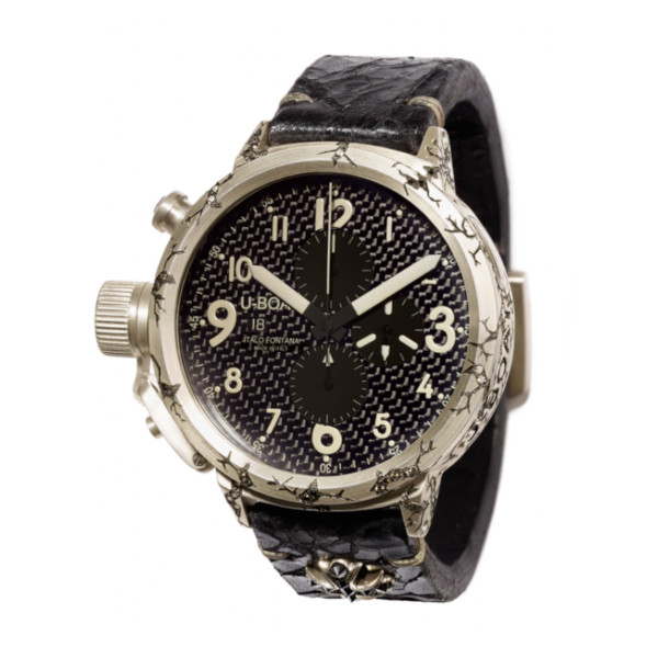 U-Boat Watch Flightdeck 50 CA 925 Elementium