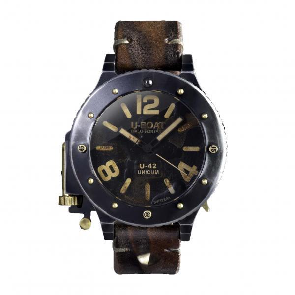 U-Boat Watch U-42 53mm Unicum