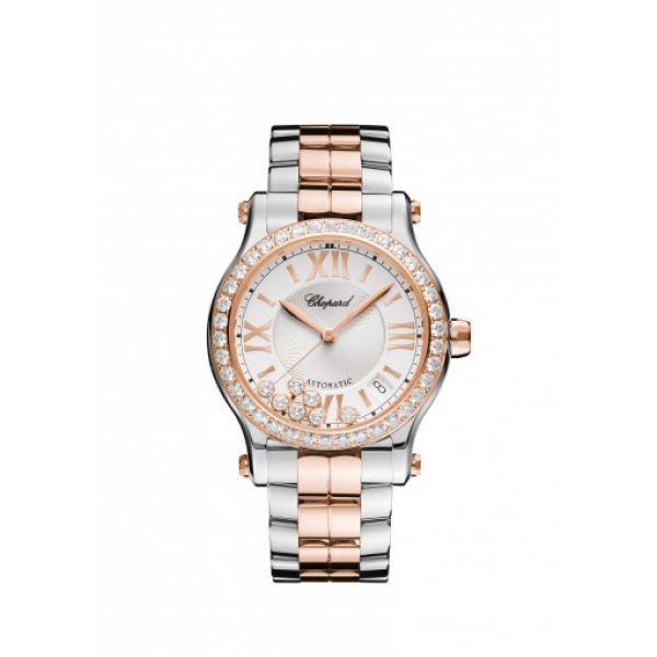Chopard Happy Sport 36mm Automatic Watch