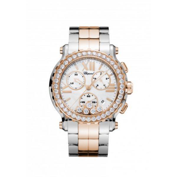 Chopard Happy Sport 42mm Chrono Watch