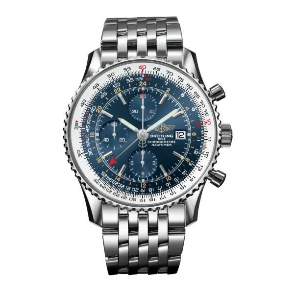 Breitling Navitimer 1 Chronograph GMT 46