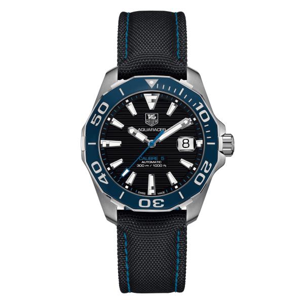 TAG Heuer Aquaracer Calibre 5 Black