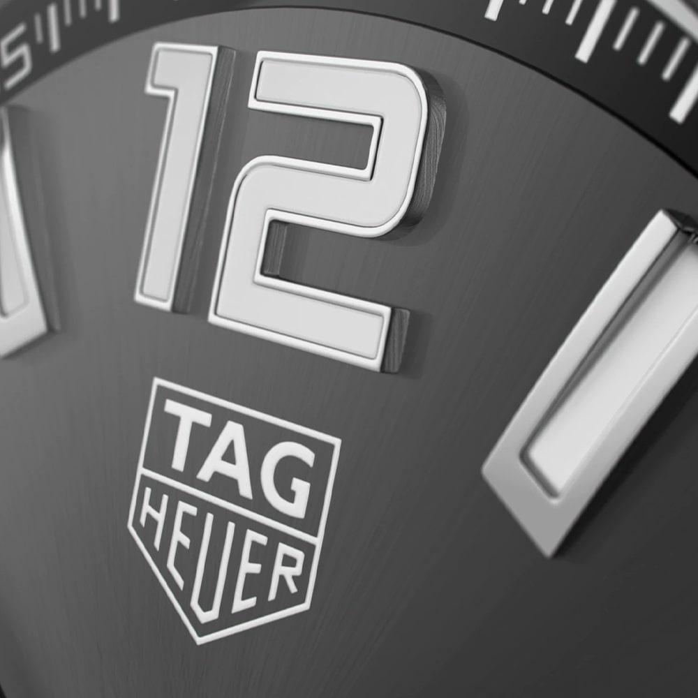TAG Heuer Formula 1 Silver