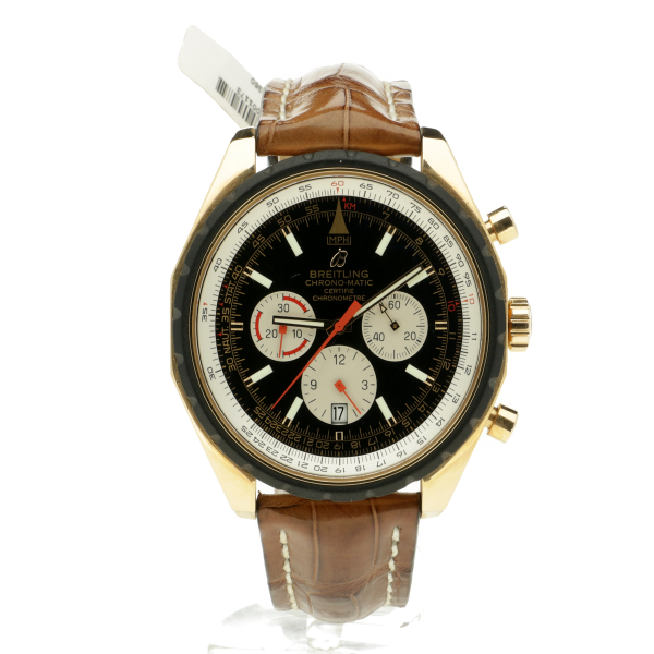 Breitling Chrono-Matic 49 Tang-Type