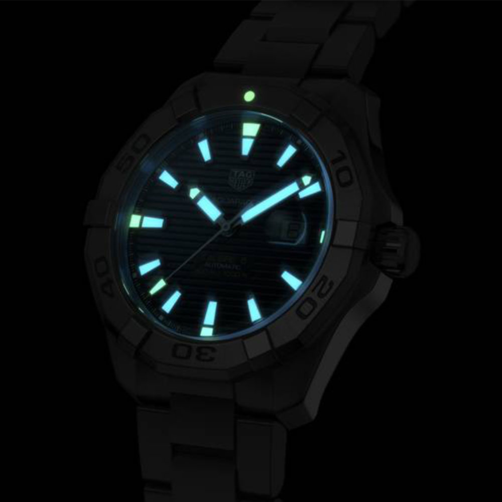 TAG Heuer Aquaracer Automatic Blue