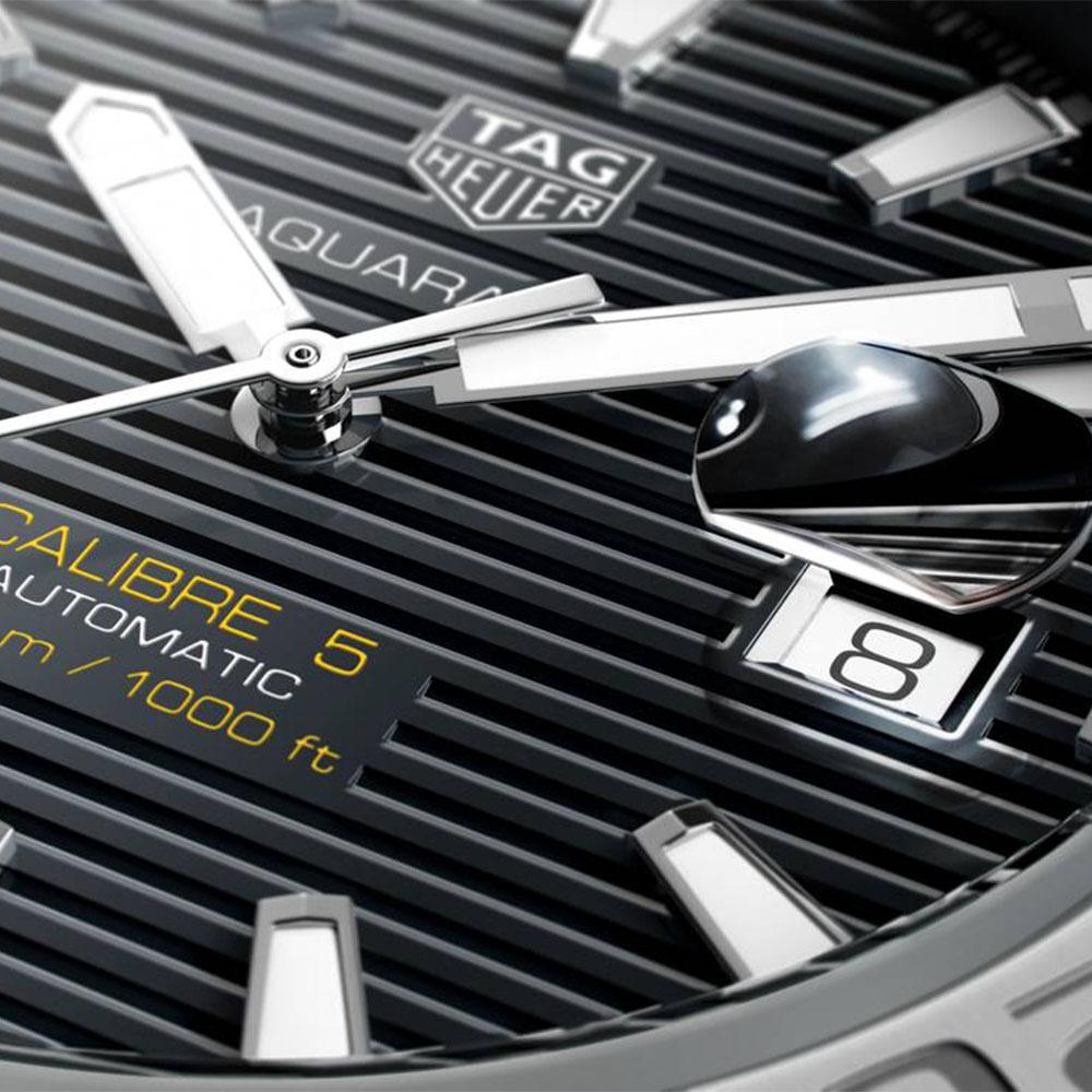 TAG Heuer Aquaracer Automatic Calibre 5 Black