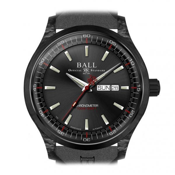 Ball Engineer II Volcano