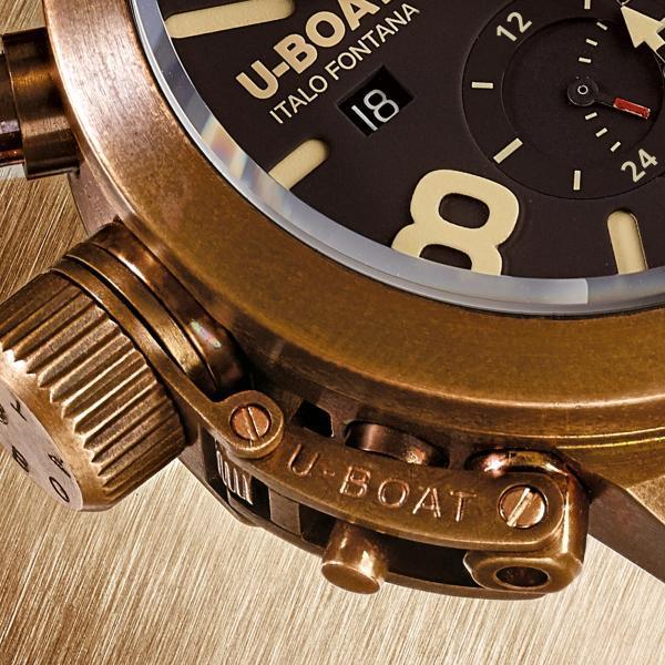 U-Boat Classico 45 Bronzo CA BR