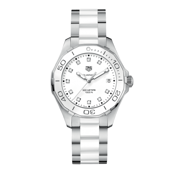 TAG Heuer Aquaracer Mother of Pearl 35mm