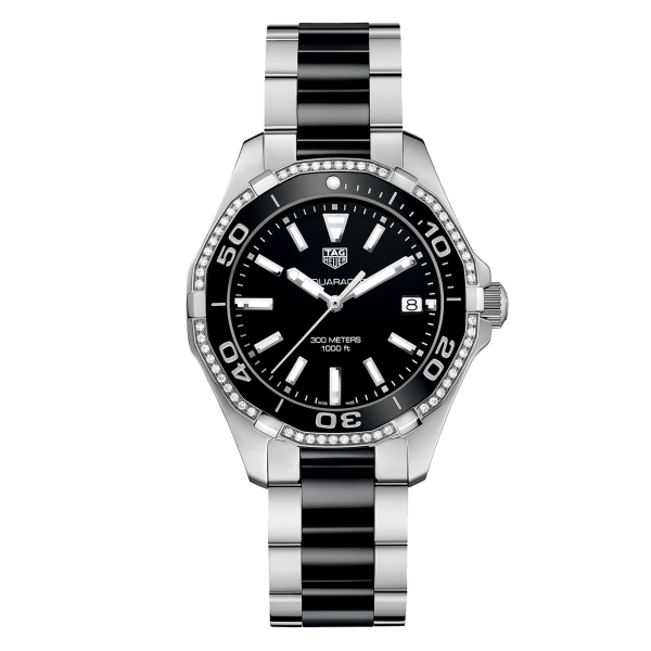 TAG Heuer Aquaracer Black