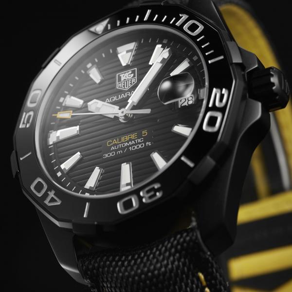 TAG Heuer Aquaracer Black 41mm