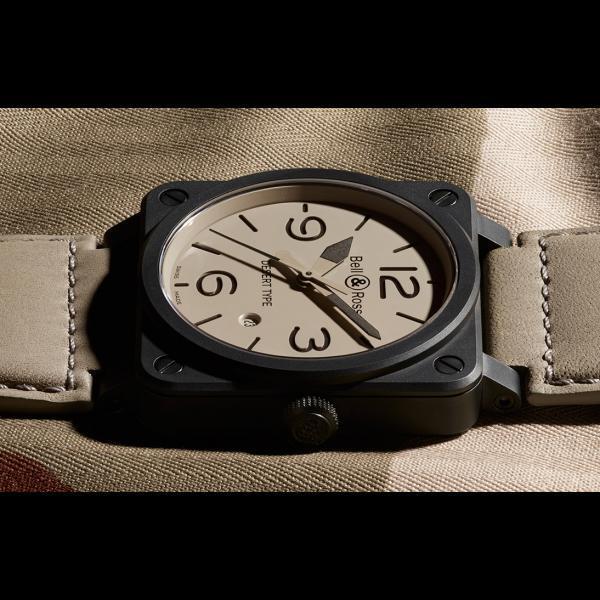 Bell & Ross BR 03 92 Desert Type