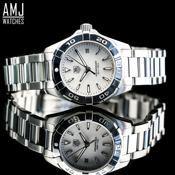 TAG Heuer Aquaracer Mother of Pearl Analogue