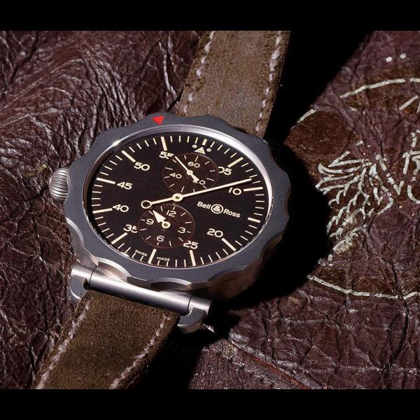 Bell & Ross Vintage Regulateur Bomber Heritage