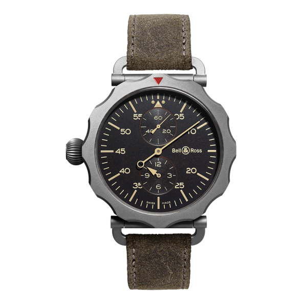 Bell & Ross Vintage Regulateur Bomber Heritage | AMJ Watches