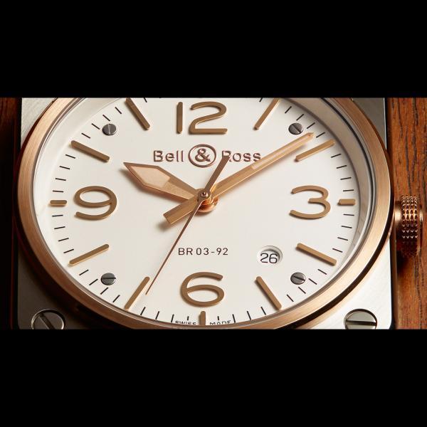 Bell & Ross BR 03 92 Bi Colour
