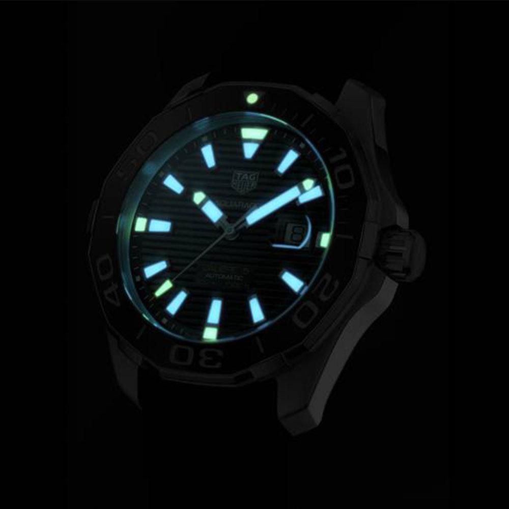 TAG Heuer Aquaracer Calibre 5 Automatic Black