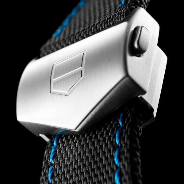 TAG Heuer Aquaracer Black Fabric
