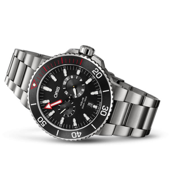Oris regulateur _