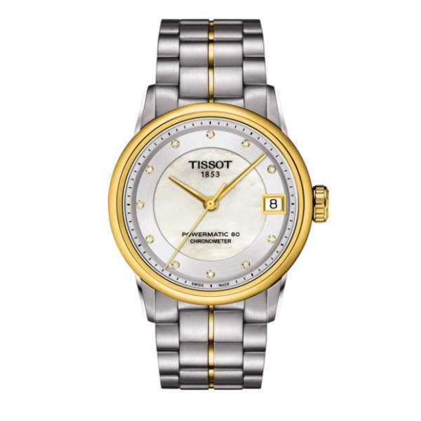 Tissot Luxury Powermatic 80 Lady COSC