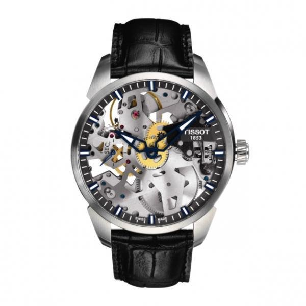 Tissot T-Complication Squelette Mechanical