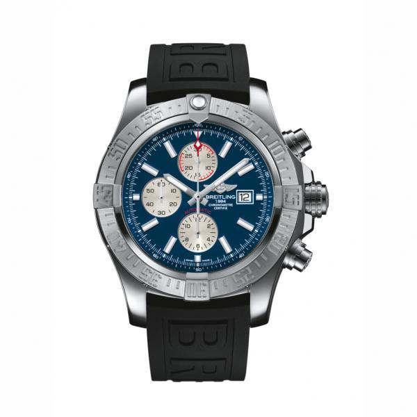 2aaa1ff18f8 TRY IN STORE BEFORE PURCHASE. Home.  . Breitling Super Avenger II