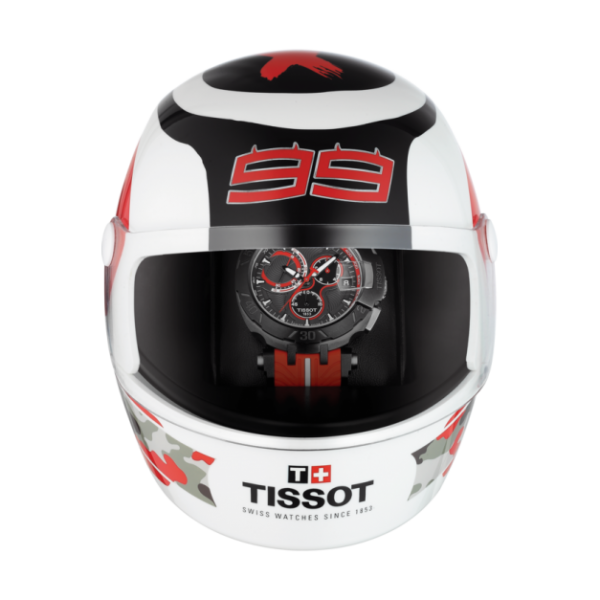 Tissot T-race Jorge Lorenzo 2017