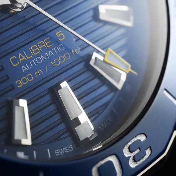 TAG Heuer Aquaracer Calibre 5 Automatic Blue