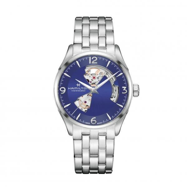 TRY IN STORE BEFORE PURCHASE. Home.  . Hamilton Jazzmaster Open Heart Auto 17ad2de0c0a
