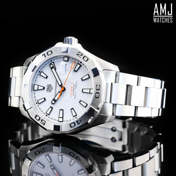 TAG Heuer Aquaracer White Automatic