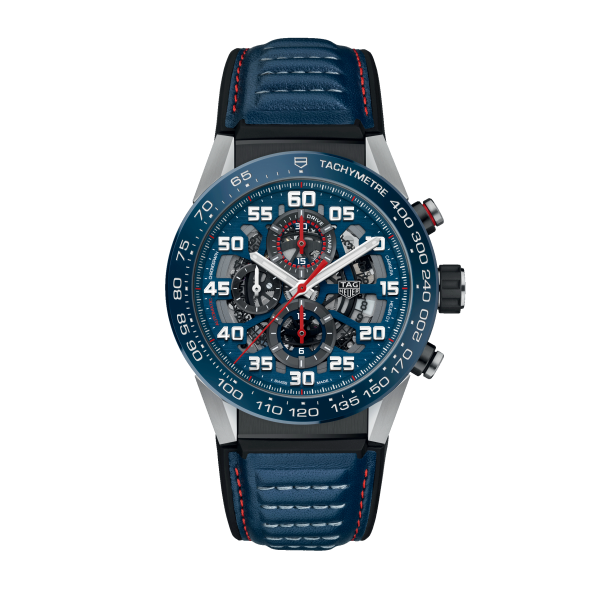 Tag Heuer Carrera 01 Red Bull Racing Special Edition