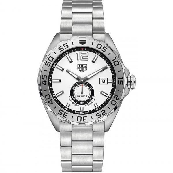 TAG Heuer Watch Formula 1 Automatic White