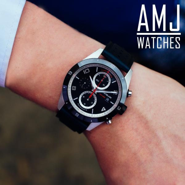 Mont Blanc TimeWalker Chronograph Automatic