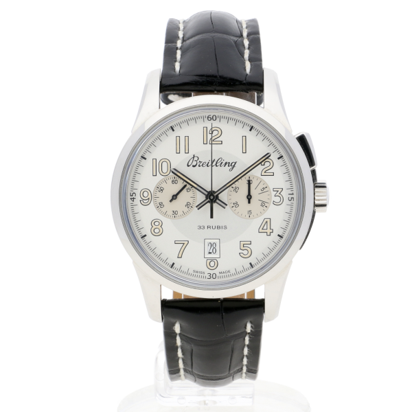 Breitling Transocean Chronograph 1915 Limited Edition Tang-Type (605)