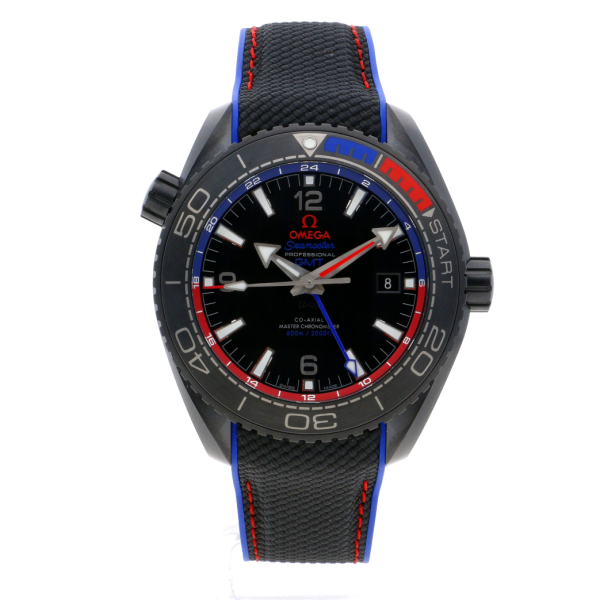 Omega Seamaster Planet Ocean 600m Master Chronometer GMT