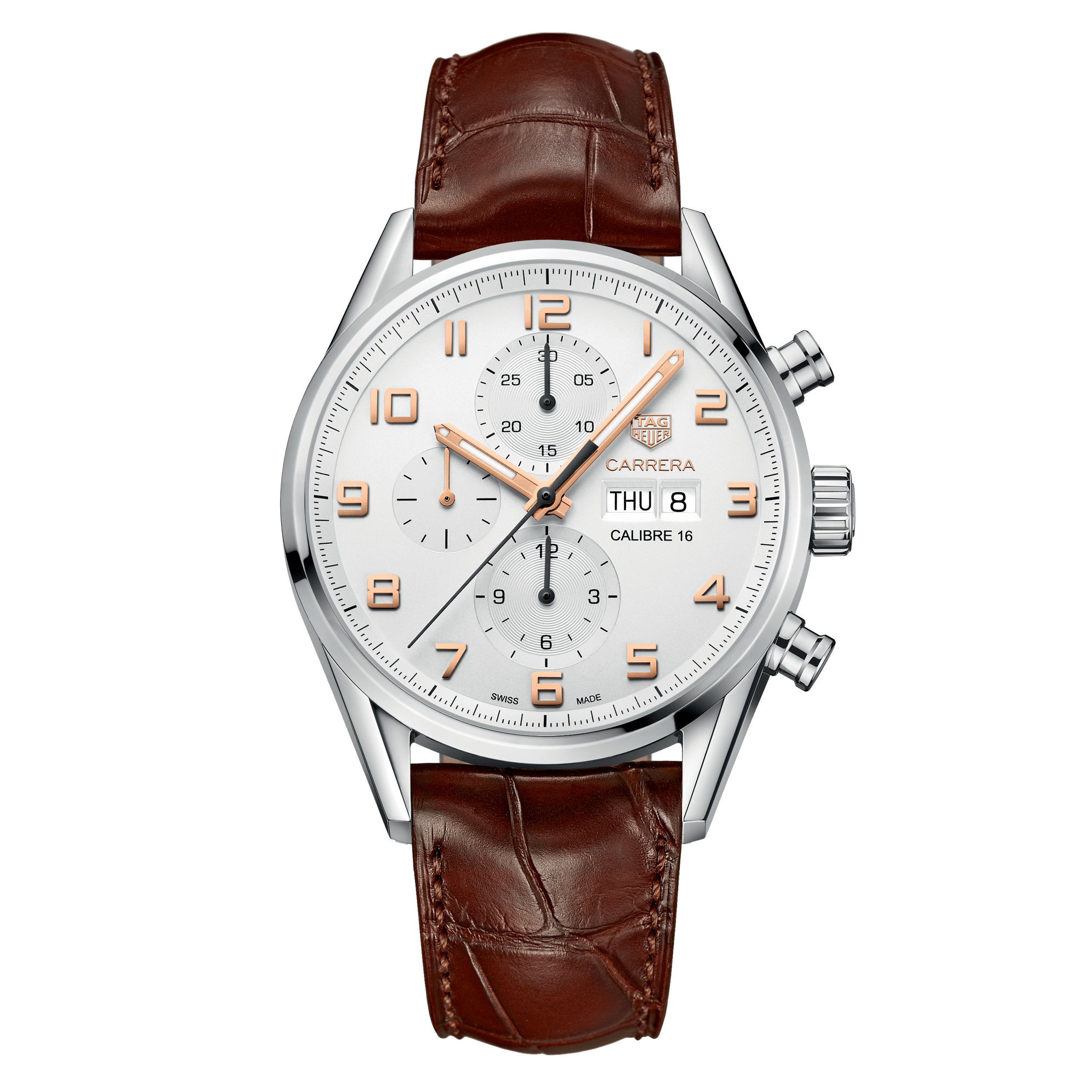 TAG Heuer Carrera Calibre 16 Leather