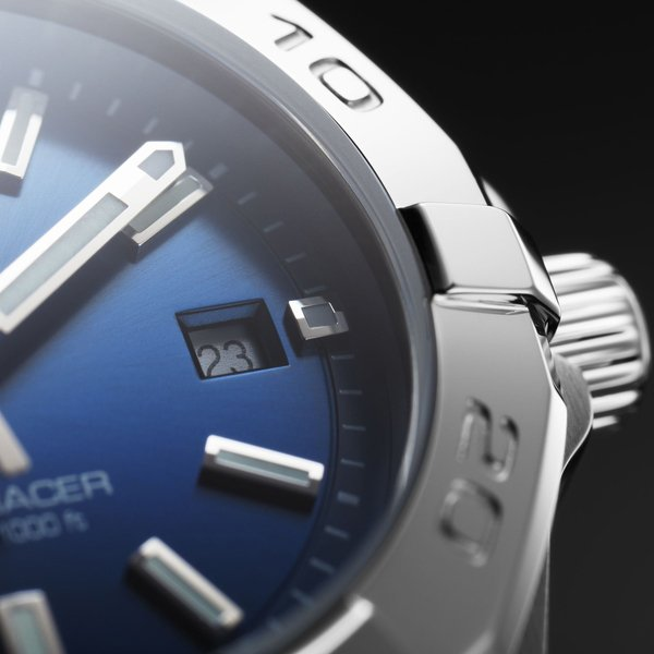 TAG Heuer Aquaracer Blue 27mm