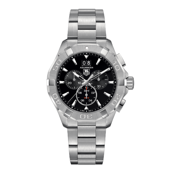TAG Heuer Aquaracer Black 43mm